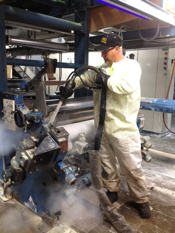 Dry Ice Cleaning Services Penn Mobile Pennsylvania